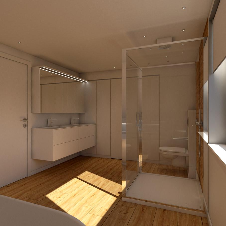 hollevoet badkamer