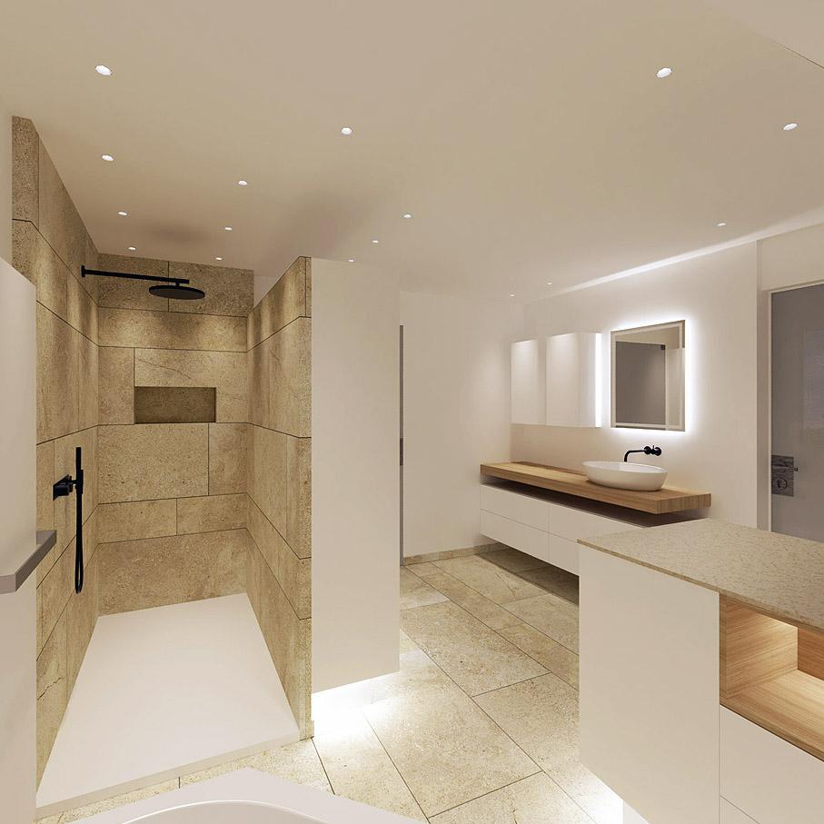 Hollevoet bvba - badkamer